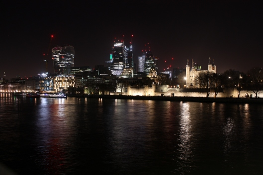 View from the Towerbridge